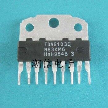 TDA6103Q ZIP-9 bloque visual integrado