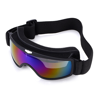 100% Motocross Goggles Helmet Pilot Scooter Moto Outdoor Dirt Bike Riding Sunglasses Motorcycle Glasses Vintage Off-Road Eyewear motorcycle atv riding scooter driving flying protective frame clear lens portable vintage helmet goggles glasses for 2009 buell xb12r