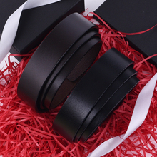 100% real first layer of cowhide belt luxury fashion casual high quality