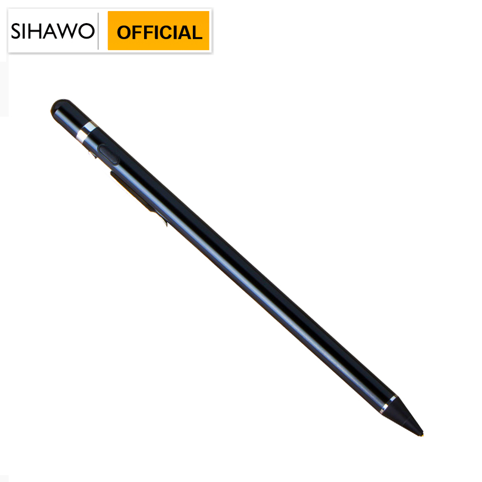 Active Stylus Drawing Pen Color : Red Multiple Colors Ultra-fine Touch Screen Capacitive Pen