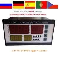Controlador de incubadora de XM-18, termostato automático y multifunción, sistema de control de incubadora de huevos a la venta, casa RU