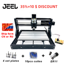 DIY CNC 3018 Pro GRBL,3 Axis PCB Milling machine,Wood Router Laser Engraving,CNC3018 Can Work Offline Bakelite Machine