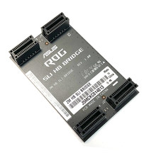 Original certified products nVidia Card SLI Bridge PCI-E Graphics Connector Bridge connection for Video Card 6CM(China)