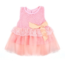 Hot Baby Retail Girls Dresses Summer Sleeveless Princess Dre