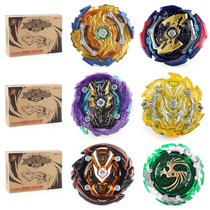Top Launchers Beyblade GT Burst B-142 B-143 Arena Toys Sale Bey Blade Blade And Bayblade Bable Drain Fafnir Metal Blayblade Toys
