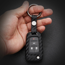 Car Key Ptotection Case Cover For Buick Enclave Encore Envision Verano Regal 2019 2020 For Chevrolet Trax Key Ring Accessories
