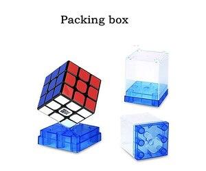 Image 5 - MoYu Weilong WR M 3x3x3 Magnetische geschwindigkeit magic cube 3x3 puzzle cubo magico Wettbewerb würfel