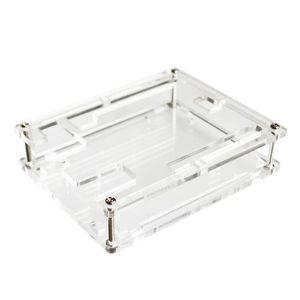 Box Enclosure Transparent Case for Arduino UNO R3