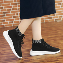 2019 New Women Shoes Flats Fashion Casual Ladies Shoes Woman Lace-Up Mesh Breathable Female Sneakers Zapatillas Mujer все цены