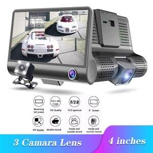 4.0 Inch Full HD 1080P Car DVR
