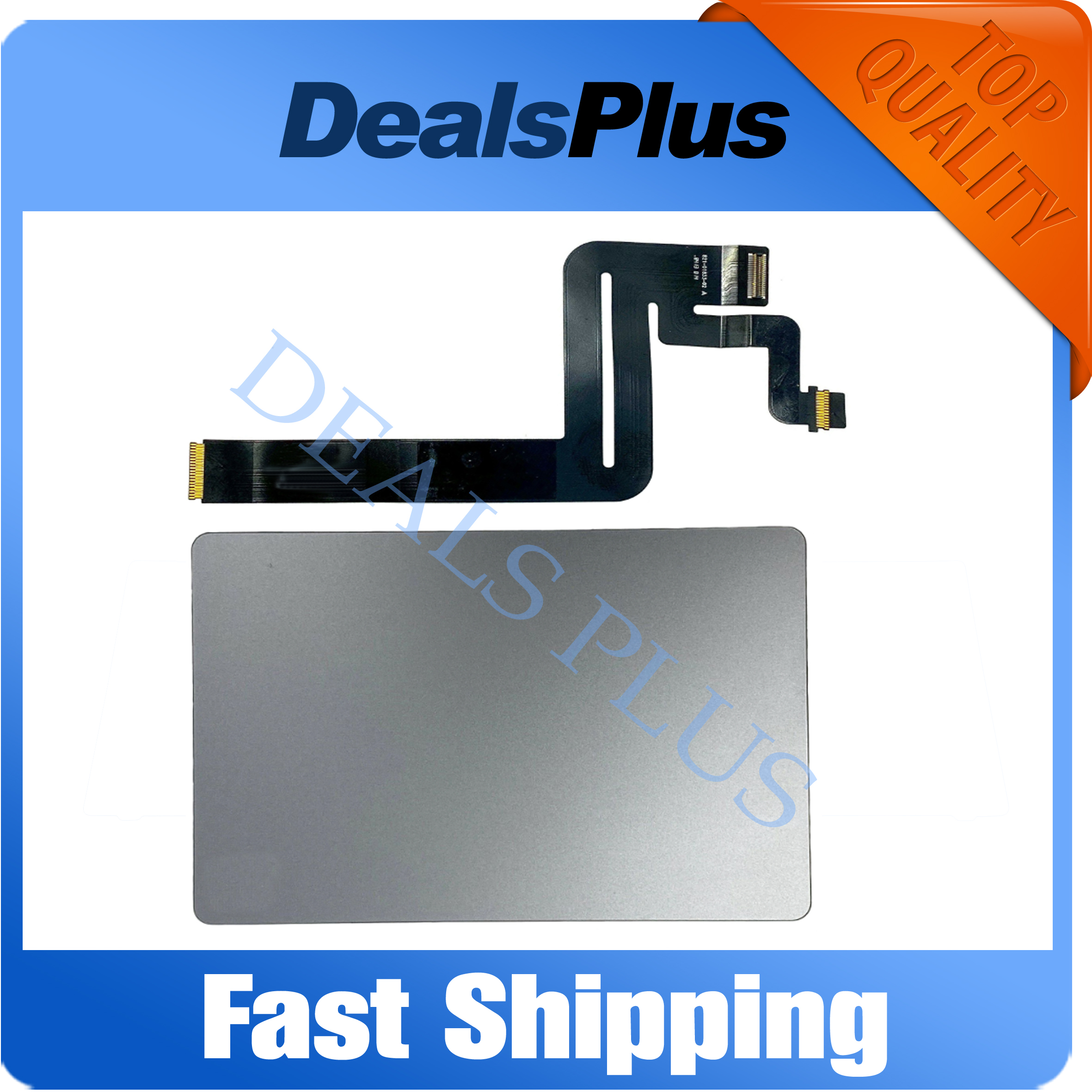New <font><b>A1932</b></font> Touchpad <font><b>Trackpad</b></font> with Cable For Macbook Air Retina <font><b>A1932</b></font> 2018 Year Silver Gray Gold image
