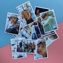 Lomo-Card ATEEZ Album for Fans Gifts Photo-Print PART.1 16pcs/Set Zero:Fever HD Kpop
