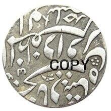 В(15) индийский древний посеребренный копии монет