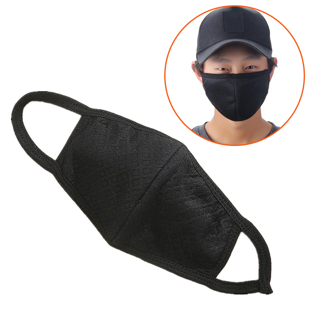 1 *PC Unisex Men Women Cool Anti-Dust Cotton Mouth Face Mask UL