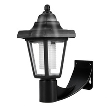 Solar Powered LED Security Wall Lamp Light Waterproof Outdoor For Balcony Yard Garden Decoration
