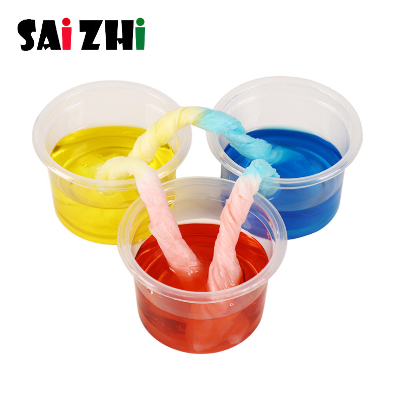 Saizhi Kids DIY Science Exploring Toys Chemistry Learning Toys Educational Color Transfer Physical Chemical Experiment Kit Gift