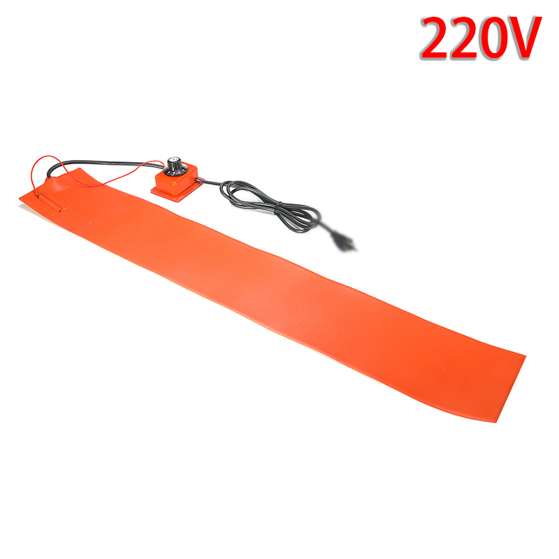 Device Heating Pad 200cm Cable 1200W 110V/220V Silicone Heater Electric