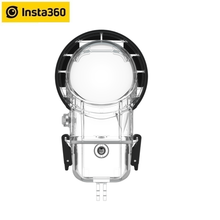 מקרה צלילה Insta360 אחד X2 IPX8 מים עמיד 45m עמיד למים עומק