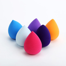 Facial Massager Beauty Tools Makeup Sponge For Foundation Cosmetic Puff to Make Up Accessories Water-drop Shape hOT