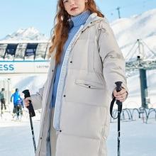 SEMIR Duck Down Jacket Women Winter 2019 Outerwear Coats Fem