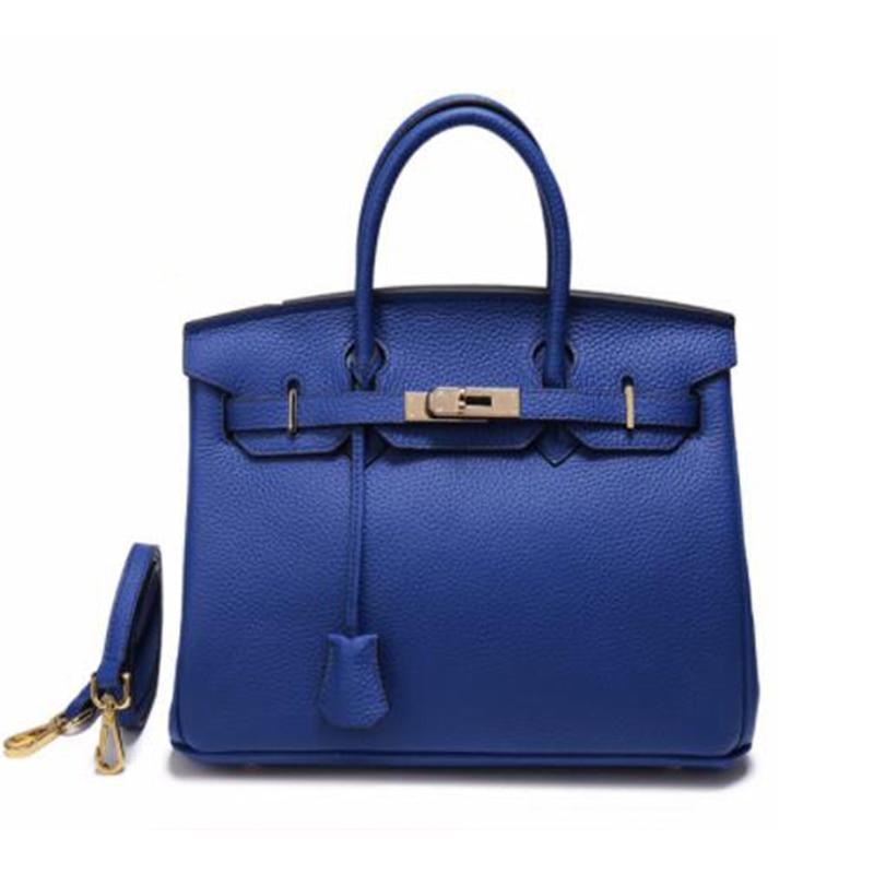Женская сумка из натуральной кожи 2019, роскошные сумки через плечо, дизайнерский замок сумки через плечо, клатчи известных брендов, сумки - 6