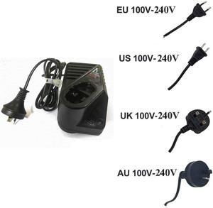 "Image 5 - בריטניה/האיחוד האירופי/ארה""ב Plug NI CD NI MH מטען עבור בוש 7.2V 14.4V NI CD NI MH סוללה מטען החלפת 14.4v Chargeur סוללות"