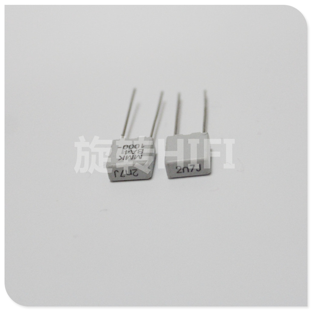 20PCS NEW EVOX MMK5 2700PF 1000V P5mm Film Capacitor MMK 272/1000V Audio 272 Hot Sale 2.7NF 2N7 1KV