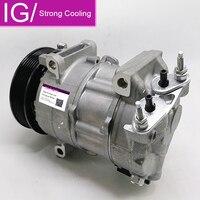 Para C4 DS4 DS5 6SEL16C AC Compressor Para Citroen Peugeot 308 3008 1.4 1.6 2.0 DCP21014