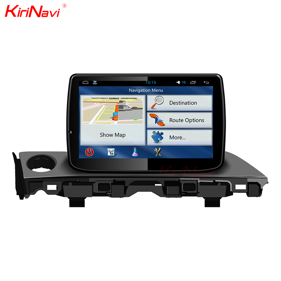 KiriNavi Android 7.1 Car Radio For <font><b>Mazda</b></font> <font><b>6</b></font> Atenza Car DVD <font><b>GPS</b></font> Car Multimedia <font><b>System</b></font> Audio Player Bluetooth WIFI RDS 4G image