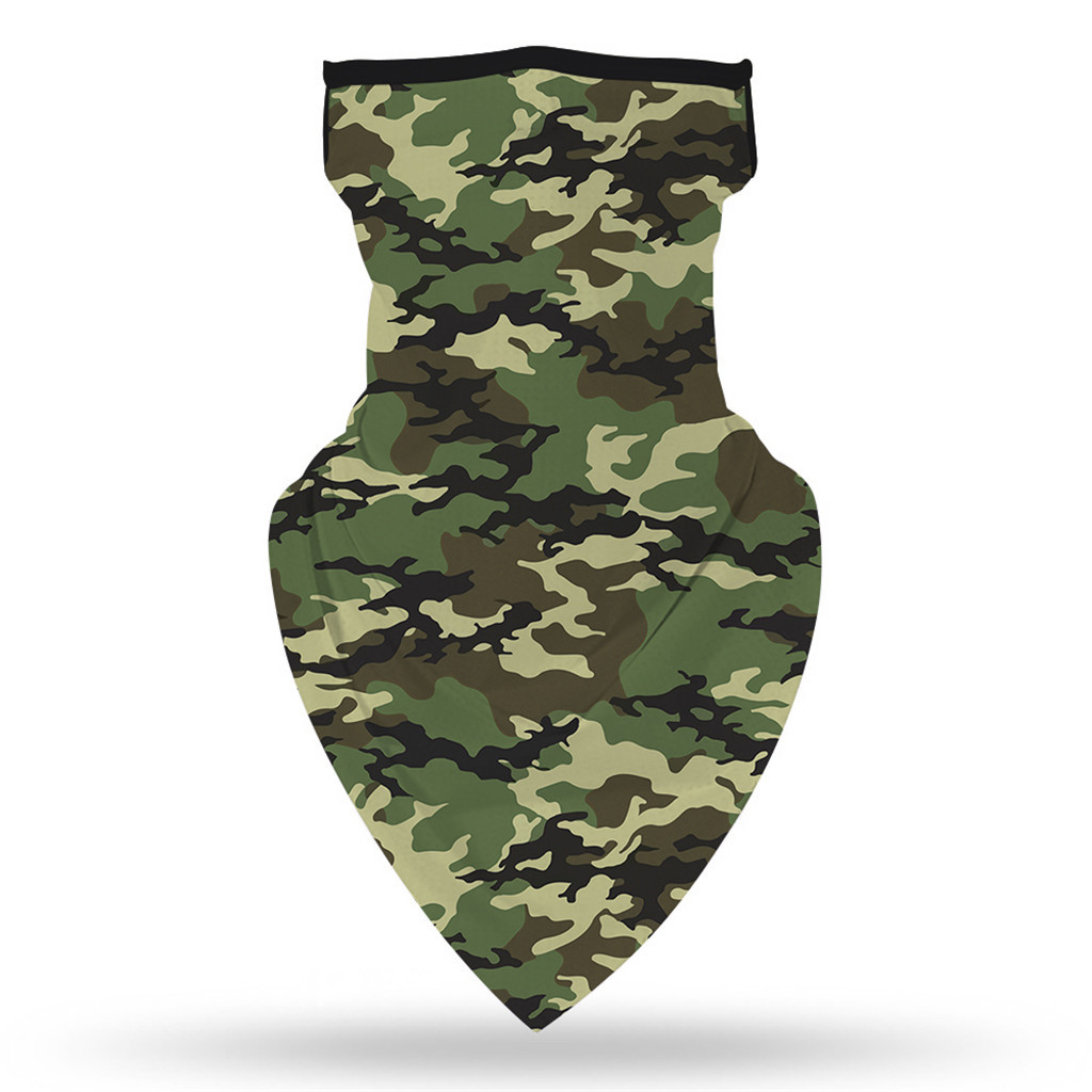 H655efe6172f14215b2b85a3929901c4d1 Outdoor Camouflage Print Seamless Ear Face Cover Sports Washable Scarf Neck Tube Face Dust Riding Facemask Windproof Bandana