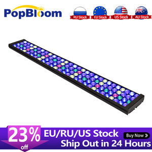 "Image 1 - PopBloom Led Light Aquarium Reef Aquarium Light Reef Light Aquarium for 36""/90 cm Reef Coral Marine Fish Tank Turing75"