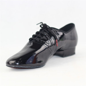 Image 2 - 새로운 모델 남자 표준 댄스 신발 bd319 분할 단독 전문 볼룸 댄스 구두 댄스 스포츠 빛나는 안티 슬라이드 구두