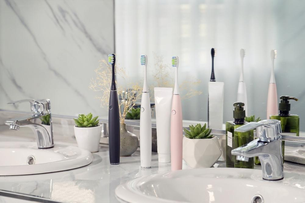 Oclean One Sonic Electric Toothbrush IPX7 Waterproof Smart Adult Toothbrush Fast Charging 12-grade cleaning modes Brushing
