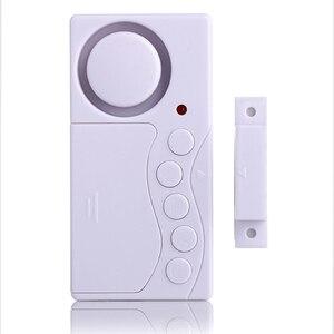 Беспроводной для дома для окна двери охранный датчик охранной сигнализации для домашней системы безопасности интеллектуальный пульт дист...
