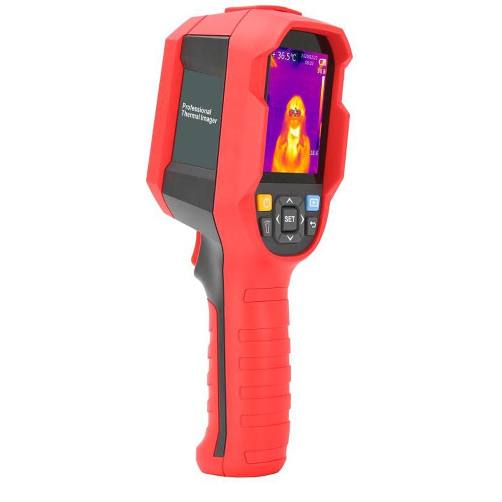 UNI-T UTi85H High-Definition HD Infrared Thermal Imager Camera Floor Heating Detector Temperature Imaging Imager 19200 Pixels