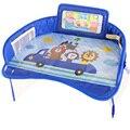 Водонепроницаемый поднос для автомобильных сидений  держатель для детских игрушек  детский обеденный поднос для сидений автомобиля  насто...