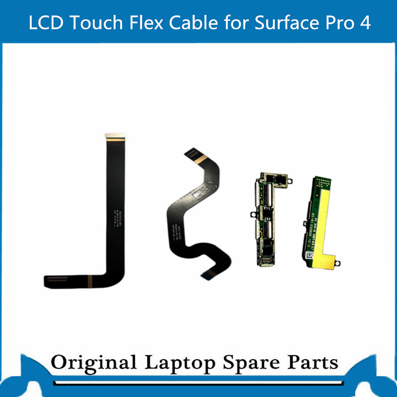 Original  Replacement Cable For Surface Pro 4 LCD Cable Touch Flex Cable Touch Board X937072-001