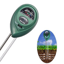 3 In 1 Soil Water Moisture Light PH Meter Tester Digital Analyzer Test Detector For Garden Plant Flower Hydroponics Garden Tool(China)