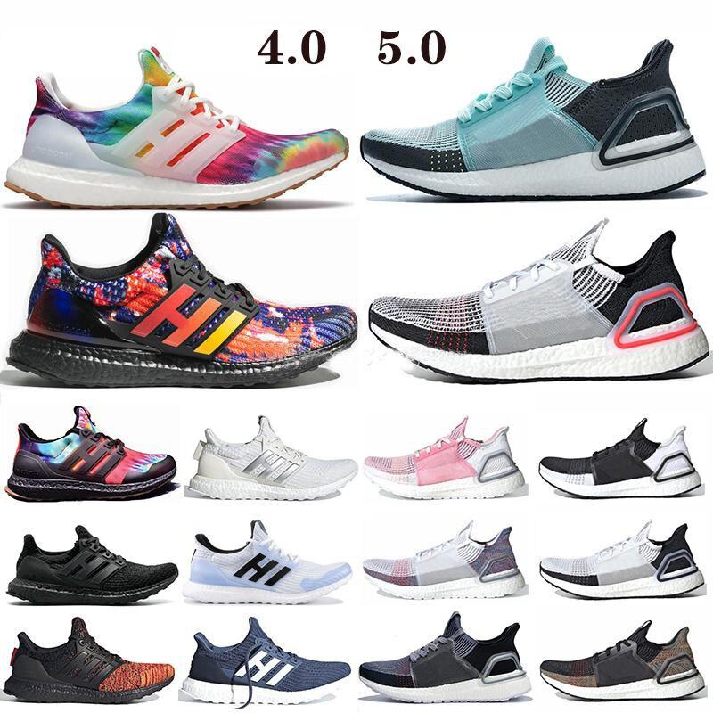 Orca Ultra 4.0 5.0 Ultraboost 19 Mens Running Shoes House Stark Triple Black White Men Women Sports Sneakers
