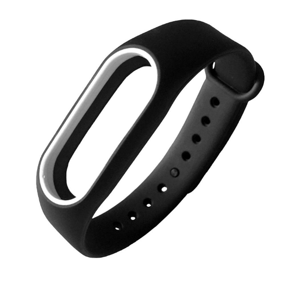 For Xiaomi Mi Band 2 Sport Strap Watch Silicone Wrist Strap For Xiaomi Mi Band 2 Accessories Bracelet Miband 3 Strap