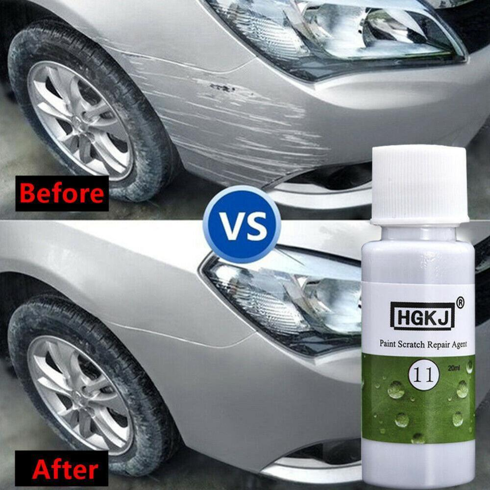 20ml Waterproof Anti-Fog Agent Hydrophobic Glass Nano Coating Spray For Car Windshield Bathroom Glass Mobile Screen