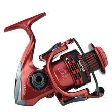 Рыболовная спиннинговая катушка металлическая 55: 1 13bb полностью