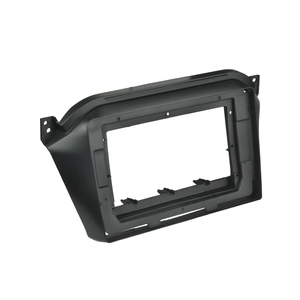 Image 5 - 2Din Car DVD Frame Audio Fitting Adaptor Dash Trim Kits Facia Panel 10.1inch For JAC S2 2015 2018 Double Din Radio Player