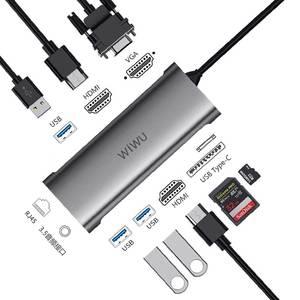 WIWU USB Hub 3.0 to HDMI Adapt