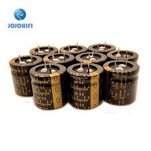 1 adet 6 adet Nichicon KG tİp II altın ayar 4700UF 35V 30*30mm Pitch 10mm 35V/4700uf ses elektrolitik kondansatör kapasitörler