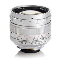 7 artisans 50mm F1.1 Prime Lens to All Single Series for Leica Metal Micro Cameras Accessories E Mount Manual Focus
