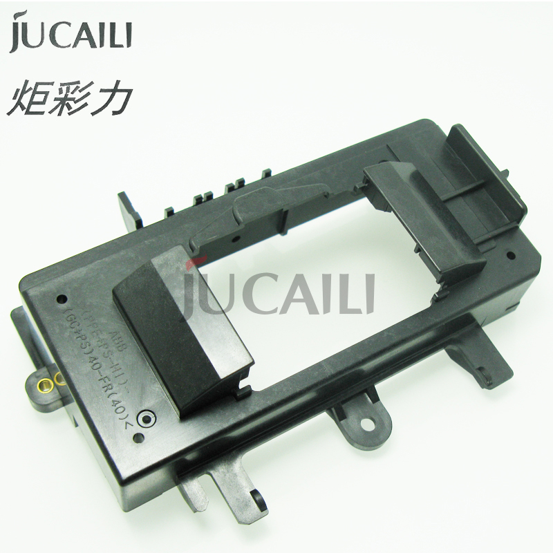 Jucaili one set original DX5 <font><b>print</b></font> <font><b>head</b></font> holder for <font><b>Epson</b></font> Pro 9400 9450 7800 7400 7450 <font><b>7880</b></font> 9800 9880C 9880 Carriage Unit holder image
