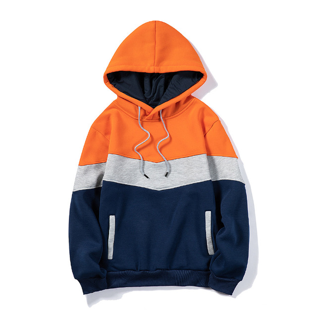 New Men's Sweater, Breathable Sweatshirt, Casual Hooded One-Piece Jersey, Comfortable And Breathable Fabric 3