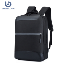 OUBDAR 2020 New Anti Theft Oxford Men Laptop Backpacks School Fashion Travel Male Mochilas Women Casual Schoolbag USB Charging