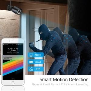 Image 3 - BESDER FHD 1080Pกล้องIP WiFi Securityกล้องกันน้ำ 20M Night Vision MOTION DETECT ONVIF 2.0 P2Pไร้สาย